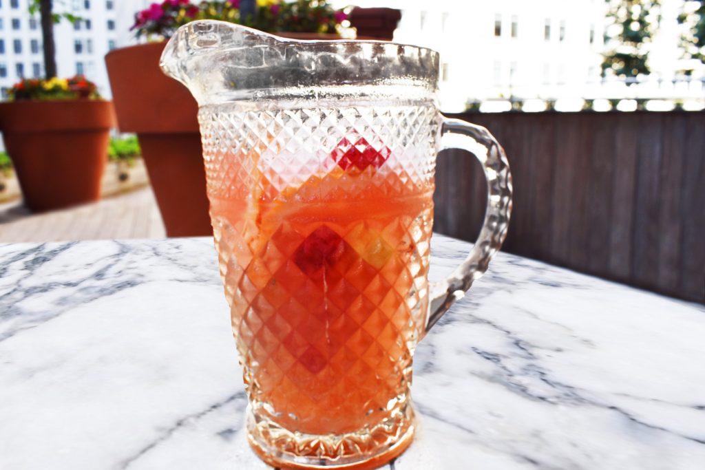 Citrus Rose-Ade